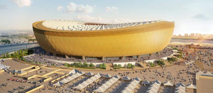 FIFAワールドカップ・カタール大会の「Lusail Stadium」 Foster + Partnersが担当したデザイン案が公開