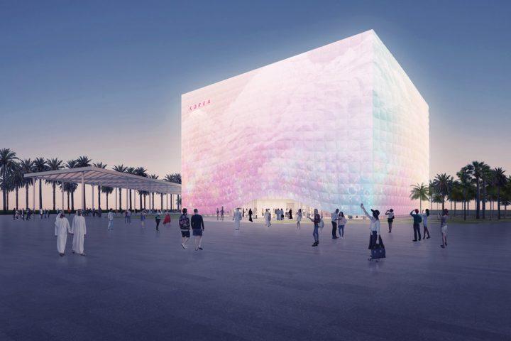 来場者がクリエーターに? ニューヨークの建築設計事務所 nooyoon design ドバイ国際博覧会の韓国館デザイ…