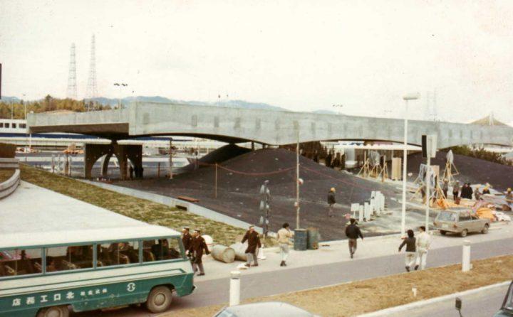 「70年大阪万博ブラジル館」展がサンパウロの建築専門大学で開催中 ジョゼ・パウロ・ゴウヴェア(キュレー…