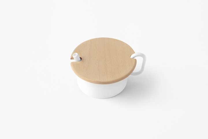 nendoが手がけたZENS Lifestyleのテーブルウェア2種 「plank」と「fungi」が発表