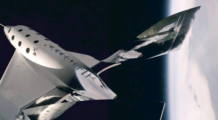 民間宇宙旅行会社 ヴァージン・ギャラクティック 新たな飛行試験プログラムを実施
