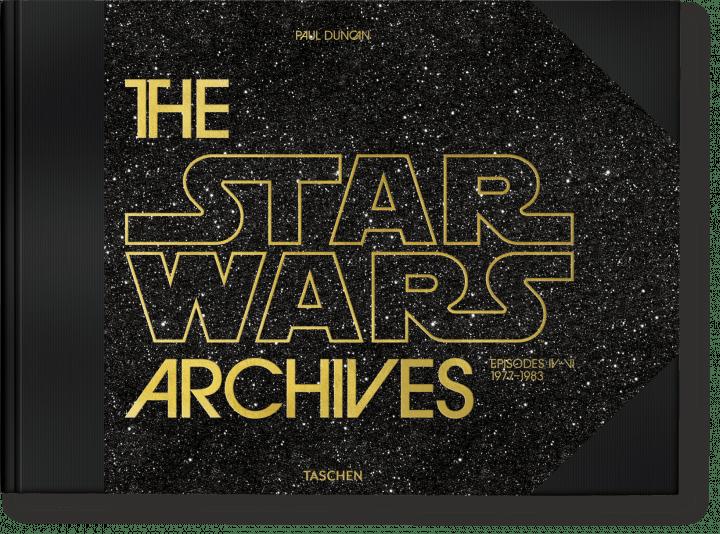 「スターウォーズ」シリーズの魅力を一冊にまとめた 「The Star Wars Archives: 1977–1983」がTASCHENから…