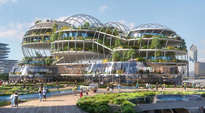 オランダで「Socio-Technical City」プロジェクトが開始 建築設計事務所 UNStudioがハーグの都市ビジョン…