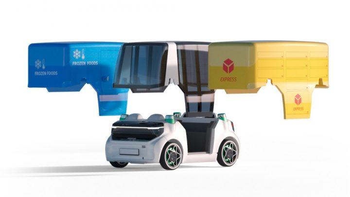 自動車・産業機械サプライヤーのシェフラー社 都市型モビリティコンセプト「Schaeffler Mover」を開発