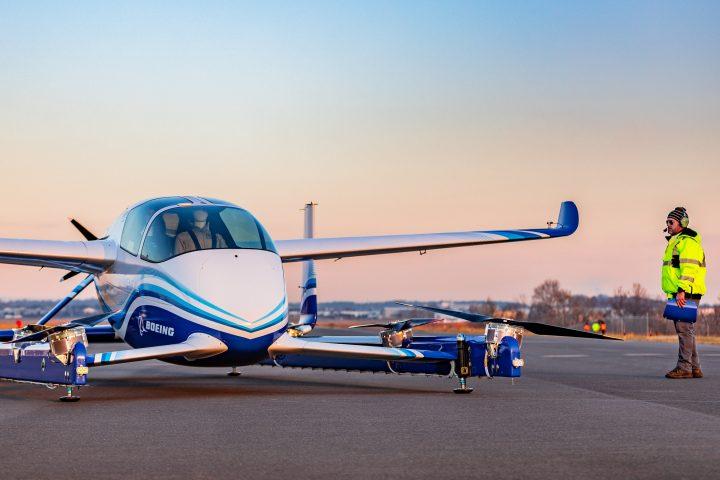 ボーイングによる自動飛行タクシーが実現間近!? プロトタイプ旅客機のテスト飛行に成功