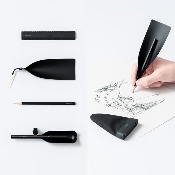 「コクヨデザインアワード2018」結果発表 グランプリは山崎タクマ氏の「音色鉛筆で描く世界」