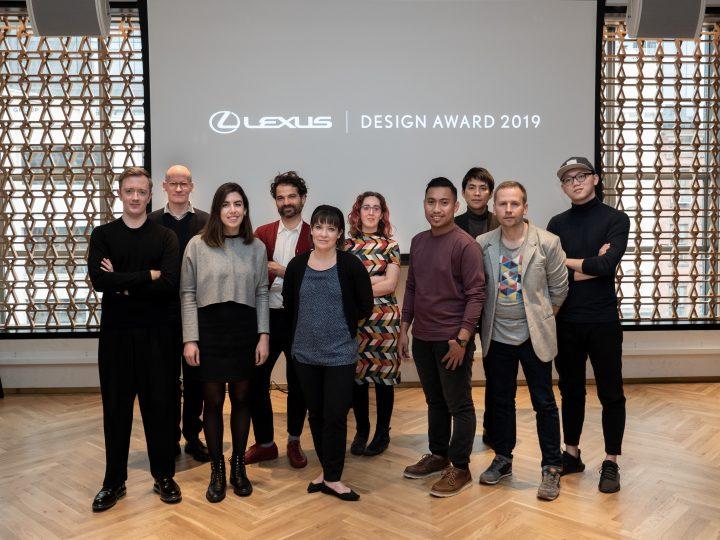 「LEXUS DESIGN AWARD 2019」 入賞作品の6作品を発表