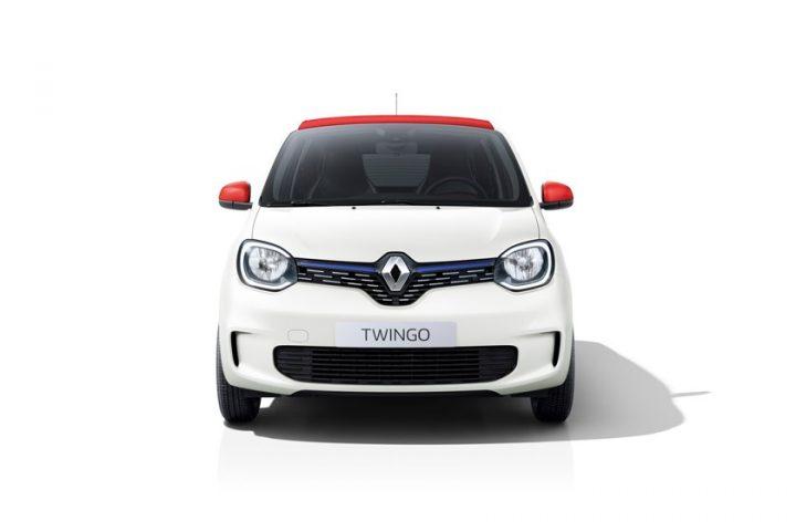 ルノーからTWINGOの限定モデル 「New Renault TWINGO 'le coq sportif'」が登場