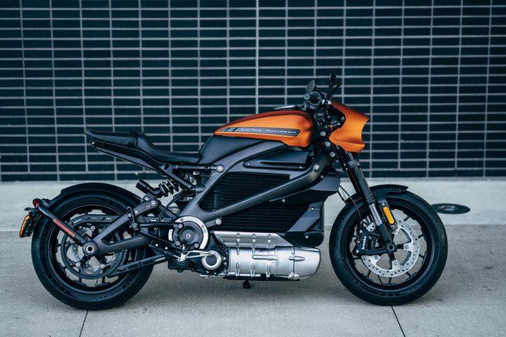 ハーレーダビッドソン初の電動バイク「LiveWire」 北米では2019年秋に販売開始