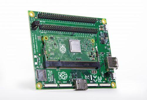 シングルボードコンピュータのRaspberry Piから 「Compute Module 3+」が登場