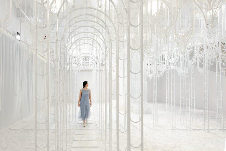 クアラルンプールのデザイナー Pamela Tan 都会のなかの安らぎと瞑想の空間「Eden」を公開