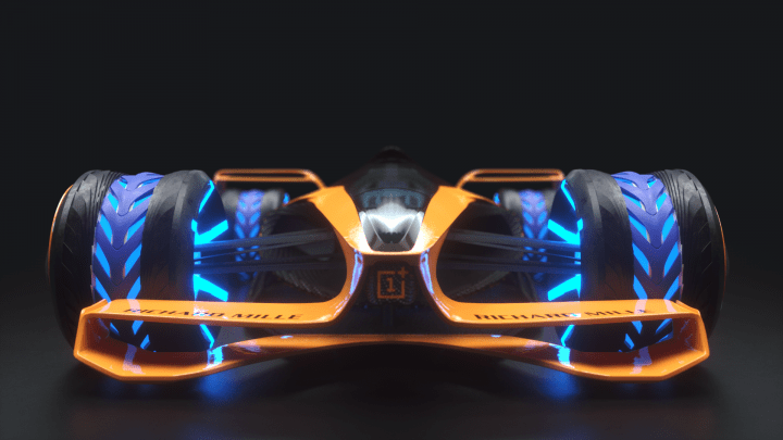 McLaren Applied Technologiesが描く 30年後のF1のビジョン「MCLExtreme」が公開