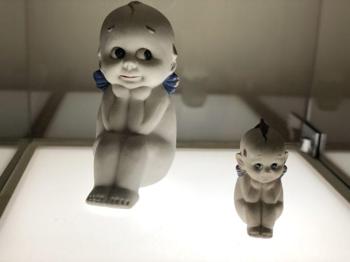 萬古焼の展覧会が会期を延長して開催、 プロデューサーは内田鋼一(陶芸家)。 コレクター所蔵の品が一堂…