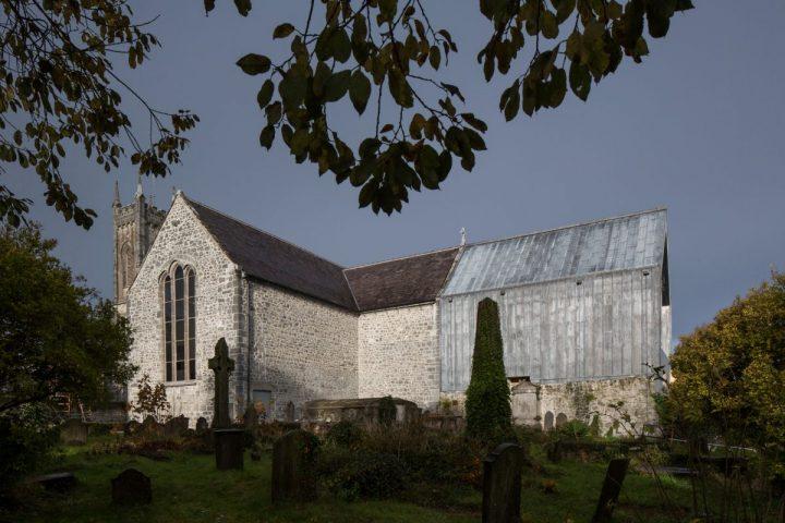 アイルランドで教会を中世博物館に改装 建築事務所 McCullough Mulvin Architectsが担当