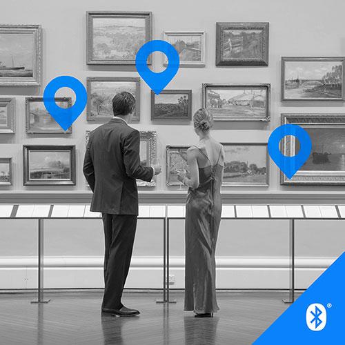 Bluetooth 5.1ではセンチメートル単位での位置検出が実現 精度向上で信号の方向も特定可能に