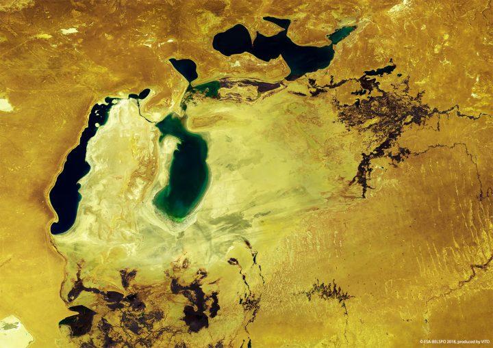 地球の表面を高解像度で撮影する 欧州宇宙機関の小型衛星「Proba-V」