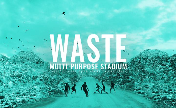 ナイジェリアの多目的スタジアム建築コンペ 「WASTE: LAGOS MULTI-PURPOSE STADIUM」の結果が発表
