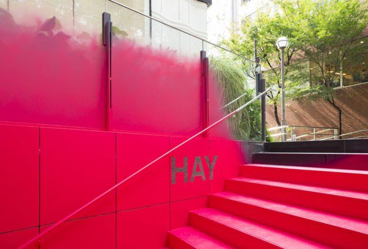 インテリアプロダクトブランド「HAY TOKYO」 スキーマ建築計画が空間デザインを担当