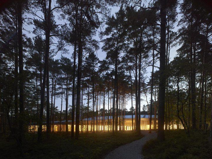 エストニアの偉大な作曲家アルヴォ・ペルトのレガシーを伝える 文化ホール「ARVO PÄRT CENTRE」