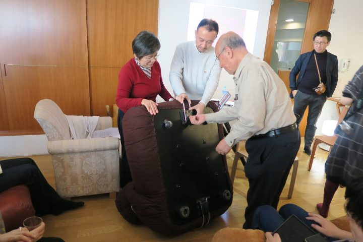 日本初の家具モデラー、ミネルバの宮本茂紀の仕事を体感する(後編)