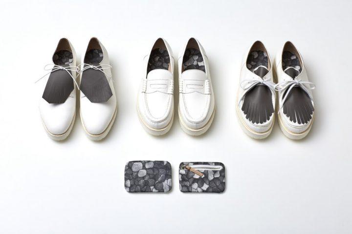 「H.KATSUKAWA」から純白のピッグスキンを使用した 靴のコレクション「HONESTY WHITE」が登場
