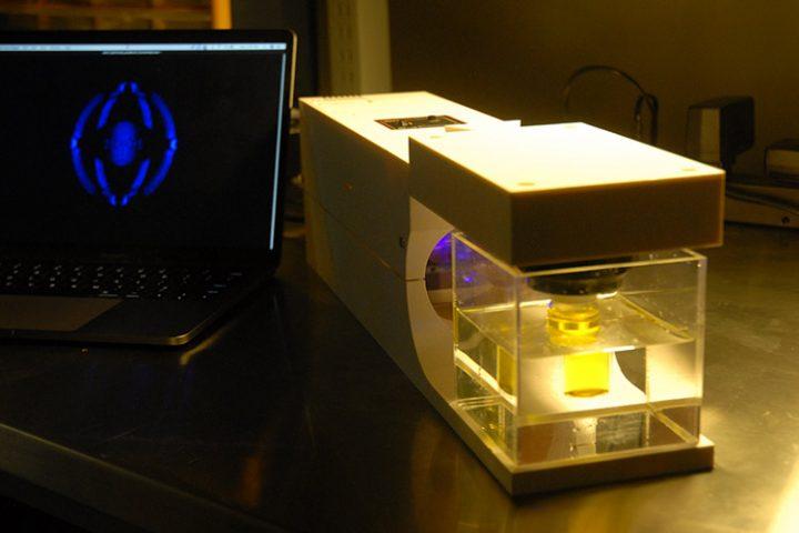 光をあてて液体を固形化する3Dプリンター アメリカの研究者チームが開発