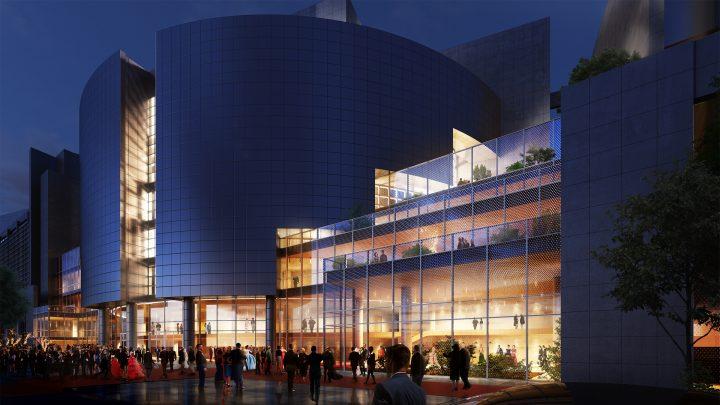 パリの名所「オペラ・バスティーユ」が拡張工事 Henning Larsenが設計を担当