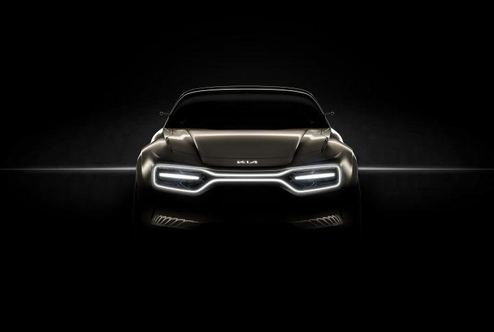 KIAの大胆な完全電動コンセプトカー ジュネーブモーターショーで公開