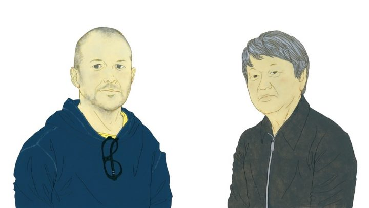 AXIS Magazine Presents Special Dialogue: Jonathan Ive × Naoto Fukasawa — The industrial design that…