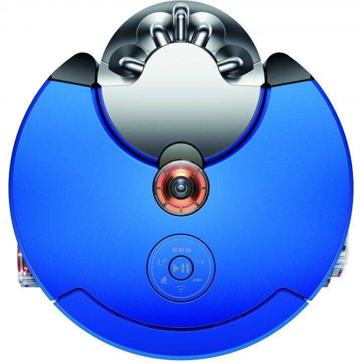 「Dyson 360 Heurist™ロボット掃除機」が登場 部屋の間取りの記録が可能に