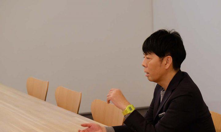 佐藤可士和さんに聞く 「これからのデザイナーに必要なこと」