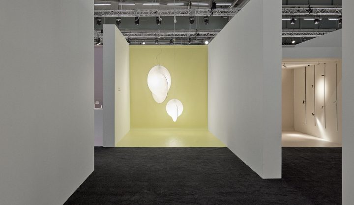 イタリアの照明ブランド Flos Stockholm Furniture & Light Fair 2019で新作を披露