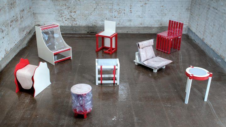 スウェーデンのデザイン集団「Malmö Upcycling Service」 サステナビリティの観点から家具業界に挑む