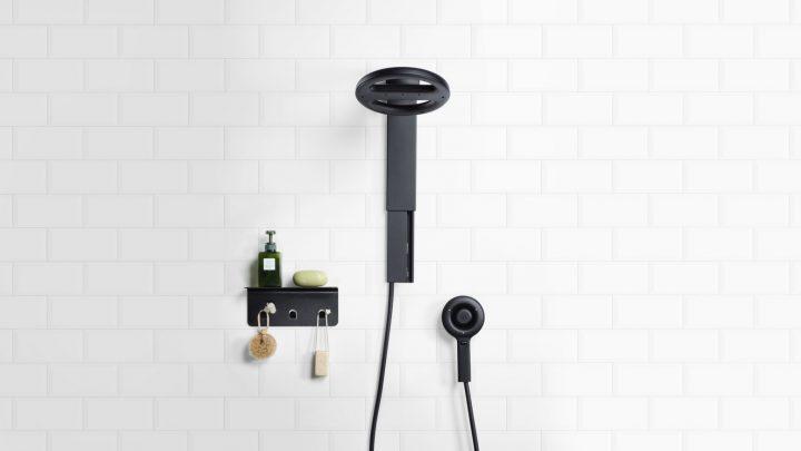 10分間のシャワーで水を最大65%節約 霧状シャワーヘッド「Nebia Spa Shower 2.0」