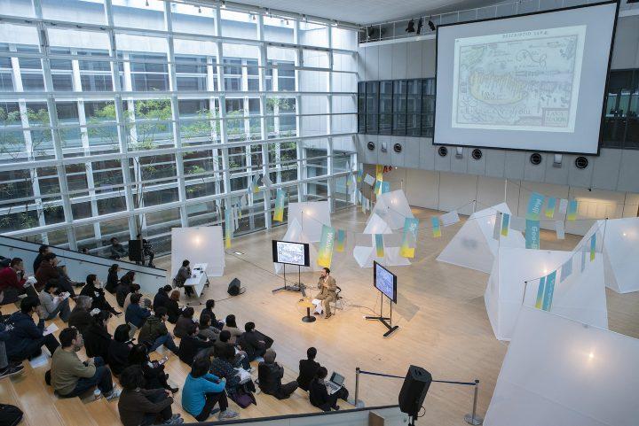 YCAM「呼吸する地図たち」が示す、アジアの近代化という枠組みを再考するプラットフォームとしての展覧会