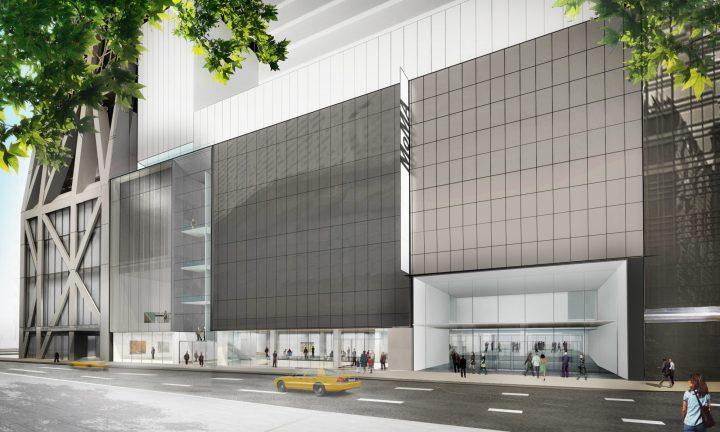 改装・拡張工事が進むMoMA リニューアルオープンは2019年10月21日(月)と発表