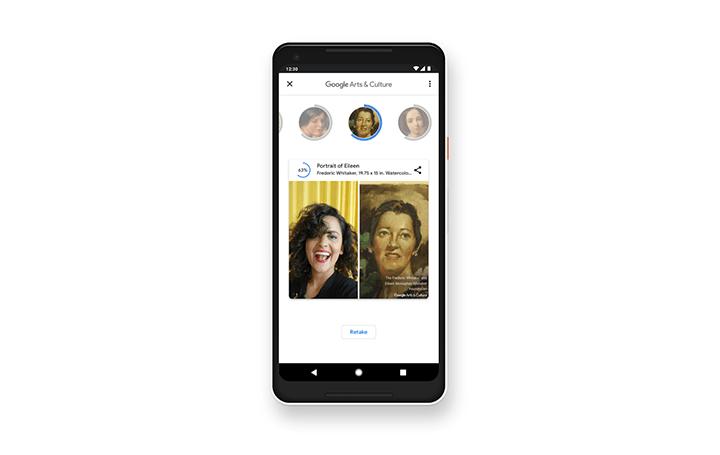 Google Arts&Culture に新機能が追加 アート作品がさらに身近に
