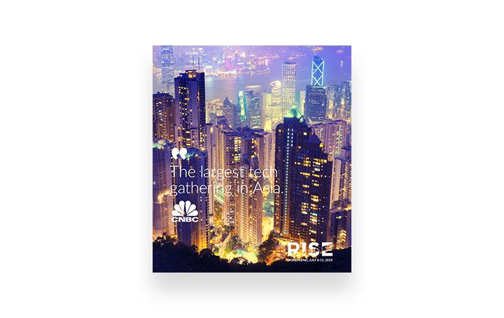 アジア最大級のテックイベント「RISE」が香港で開催 700以上のスタートアップが参加