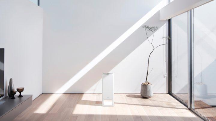 バルミューダの新空気清浄機「BALMUDA The Pure」が登場 2019年3月14日(木)発売予定