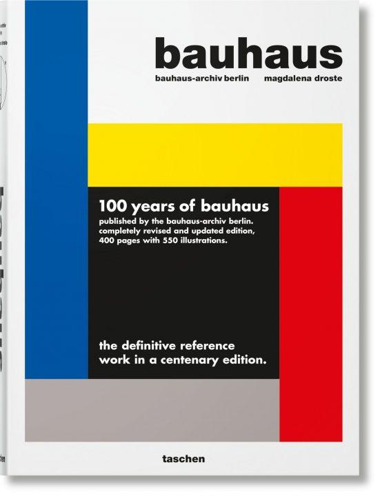 TASCHENから増補改訂版「Bauhaus」が発売 図版は設計図・写真・スケッチ・模型など約550点