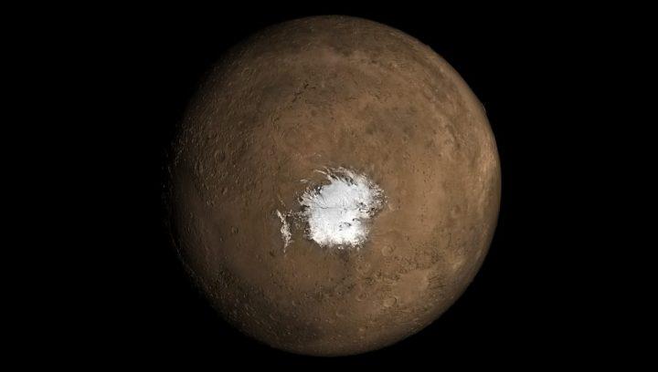 火星にはなぜ水が存在するのか? 地下火山活動の熱が原因とする研究を発表