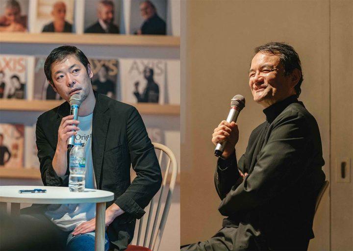 山中俊治&寺尾 玄 トークセッション  「人とテクノロジーの未来」