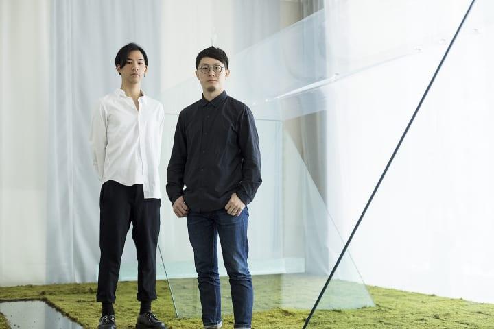 雨音が響きわたる 均衡と調和の彫刻 「鏡と天秤—ミクスト・マテリアル・インスタレーション—」展 建築家 …