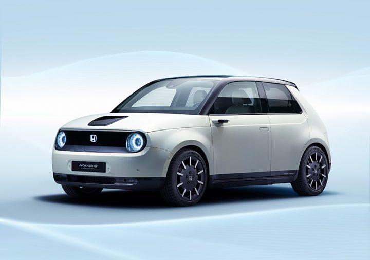 Hondaの新型電気自動車「Honda e」 プロトタイプモデルの全貌が明らかに