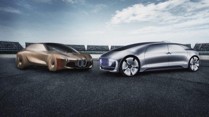 ダイムラーとBMWグループが提携を発表 自動運転に向けた次世代技術を共同で開発