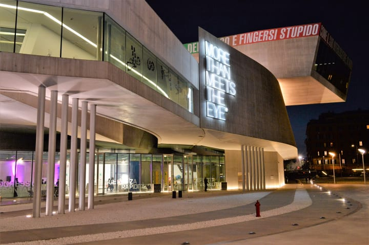 ピエール・ルイージ・ネルヴィへのオマージュ「アルカンターラ×ローマ国立21世紀芸術美術館(MAXXI)のコ…
