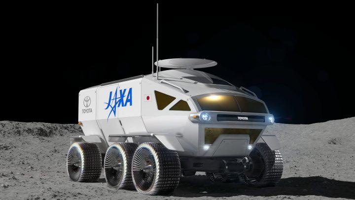 JAXAとトヨタが国際宇宙探査ミッションで協業 月面での有人探査に向けて「有人与圧ローバ」を開発