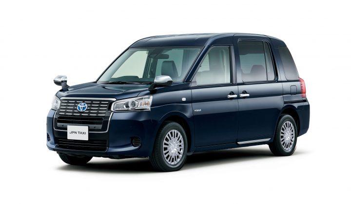 トヨタ自動車の「JPN TAXI」が一部改良 車いすの乗客がより乗りやすくスロープを工夫
