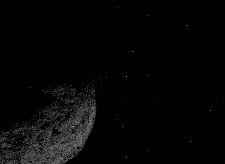 NASAが調査をする小惑星「ベンヌ」 思ったよりも岩が多くて試料採取できない!?
