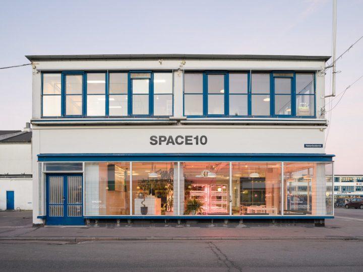 イケアのイノベーションラボ「SPACE10」 スタッフの心の健康を考えてオフィスをリデザイン